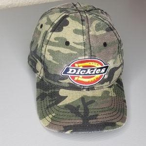 Vintage Dickies Camo Hat